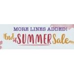 Crafters Companion: End of Summer Sale with multibuy discounts