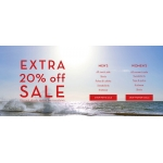 Crew Clothing: extra 20% off women's and men's sale