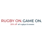 Crew Clothing: 20% off rugbys & sweats