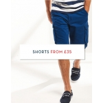 Crew Clothing: shorts from £35