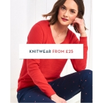Crew Clothing: knitwear from £25