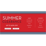 Crew Clothing: Summer Sale up to 60% off women's and men's clothing