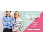 Crew Clothing: 20% off womens and mens sweats