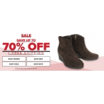 Crocs: Sale up to 70% off shoes, sandals and clogs