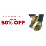 Crocs: Mid Season Sale up to 50% off shoes, sandals and clogs