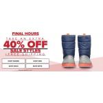 Crocs: Sale 40% off shoes, sandals and clogs