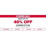 Crocs: Summer Sale up to 40% off summer styles