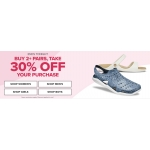 Crocs: buy 2+ pairs, take 30% off your purchase