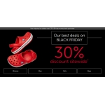 Black Friday Crocs: 30% off shoes, sandals, clogs