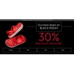 Black Friday Crocs: 30% off shoes, sandals, clogs