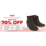Crocs: Sale up to 70% off shoes