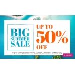 Cuckooland: Big Summer Sale up to 50% off home, garden, childrens and nursery products