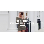 Lasula: 20% off knitwear & shoes
