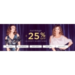Dorothy Perkins: up to 25% off everything