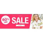 Damart: Summer Sale up to 60% off clothing, shoes, lingerie & nightwear