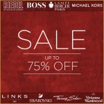 David Shuttle: Sale up to 75% off designer jewellery