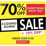 Daxon: Sale up to 70% off ladieswear, shoes and lingerie
