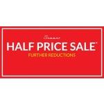 Debenhams: sale up to 50% off