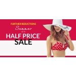 Debenhams: Summer Sale up to half price off clothing, lingerie, home & furniture