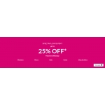 Debenhams: 25% off fashion, beauty, gifts, furniture and electricals
