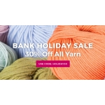 Deramores: 30% off all yarn