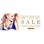 Designer Desirables: Sale even over 90% off women clothing