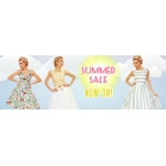 Dolly and Dotty: Summer Sale up to 70% off ladies dresses