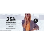 Dorothy Perkins: 25% off everything