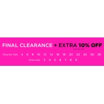 Dorothy Perkins: extra 10% off clearance