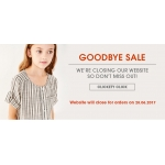 Elias and Grace: Sale up to 70% off girls and boys clothing