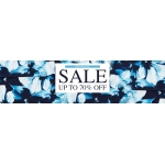 Eastex: Sale up to 70% off accessories and clothes