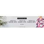 Eastex: up to 20% off ladies fashion