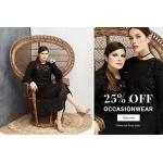 Elvi: 25% off occasionwear