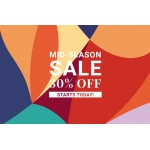 Elvi: Mid-Season Sale 30% off womens fashion