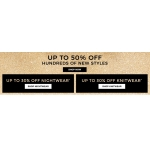 Evans Clothing: up to 50% off plus size clothing