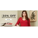 Evans Clothing: up to 30% off plus size fashion