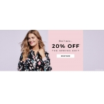 Evans Clothing: 20% off spring collection