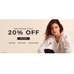 Evans Clothing: 20% off new season styles