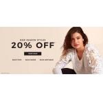 Evans Clothing: 20% off new season styles