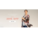 Evans Clothing: up to 20% off plus size clothing