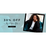 Evans Clothing: 30% off plus size clothing