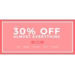 Evans Clothing: 30% off plus size clothes