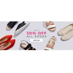 Evans Clothing: up to 30% off all shoes