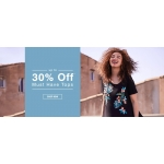 Evans Clothing: up to 30% off tops