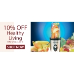 Expert Verdict: 10% off Healthy Living