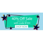 Expert Verdict: Sale 40% off selected sale items