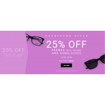 Eyewearbrands.com: 25% off frames and sunglasses