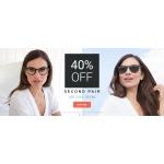 Eyewearbrands.com: 40% off second pair of frames