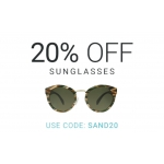 Eyewearbrands.com: 20% off sunglasses