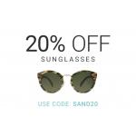 Eyewearbrands.com: 20% off sunglasses